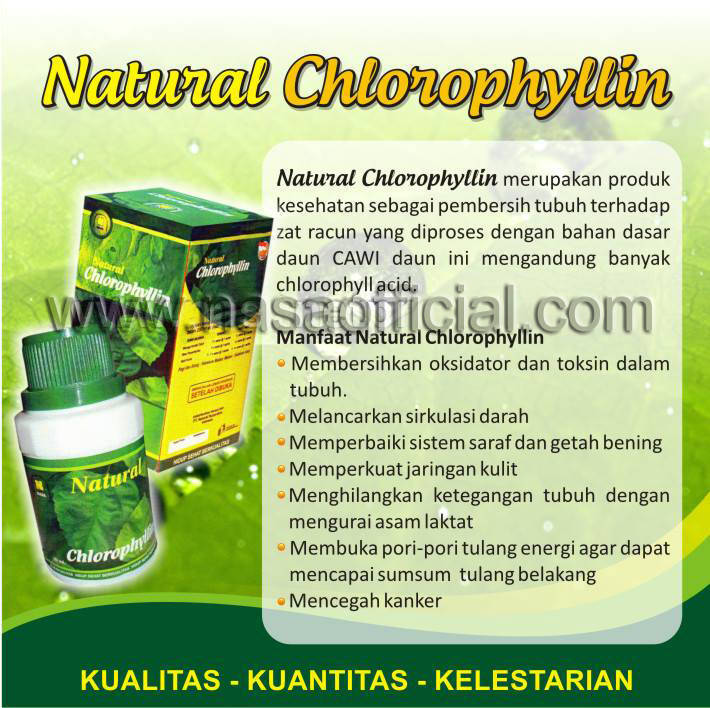 Natural Chlorophylin2