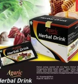 agaric herbal drink