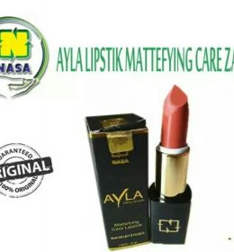 ayla lipstik mattefying care zahra