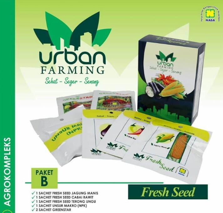 urban farming paket b