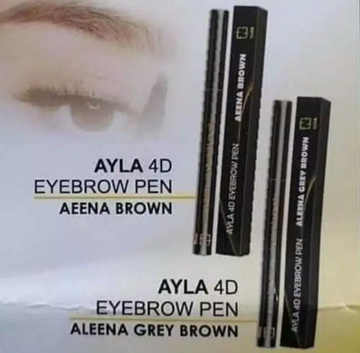 Ayla 4D Eyebrow Aeena
