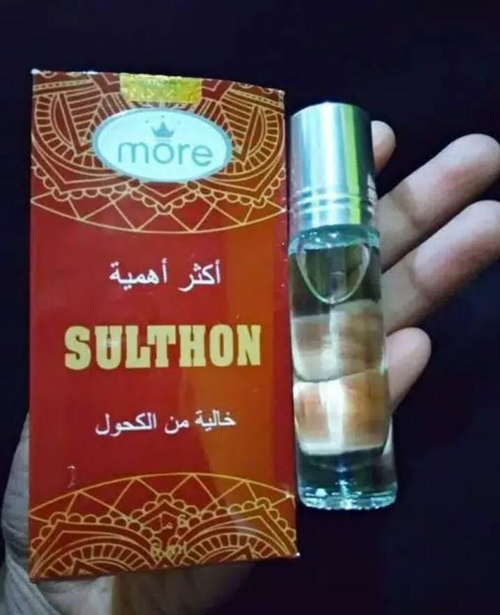 Moreskin Parfum Sulthon
