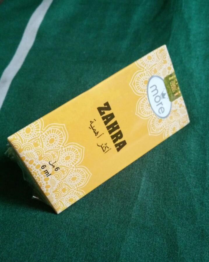 Moreskin Parfum Zahra