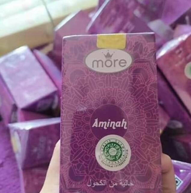 moreskin parfum aminah