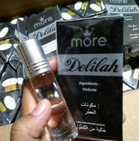 moreskin parfum delilah